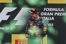 Formel 1 - Puls am Ende nochmal h�her: Vier Deutsche in Monza: Der Sonntag