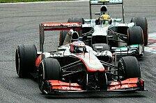 Formel 1 - Titelkampf gegeneinander w�re alles andere als ideal: Mercedes und McLaren: Trennung mit Beigeschmack?