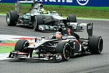 Formel 1 - Bilderserie: Saubers Geschichte in der Formel 1