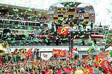 Formel 1 - Wollen Monza nicht verlieren: Monza-Aus: Ecclestone rudert zur�ck