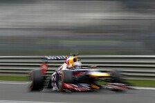 Formel 1 - Druck bleibt bis Brasilien bestehen: Getriebe sorgte f�r Sorgenfalten bei RBR