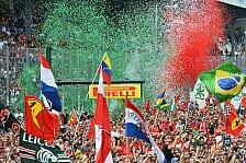 Formel 1 - Hochgeschwindigkeitsklassiker Monza: Italien GP: Die Stimmen vor dem Wochenende