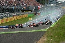 Formel 1 - Es muss etwas geschehen: Monza-Zukunft: Domenicali soll helfen