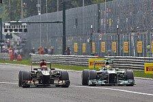 Formel 1 - Die Konkurrenz resigniert: Die Lage im Titelkampf nach Monza