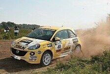 ADAC Opel Rallye Cup - Der Countdown l�uft: Gro�er Andrang auf die 14 neuen Opel Adam