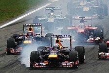 Formel 1 - Ferrari vergeigt es im Qualifying: Italien GP: Der Strategiebericht