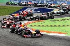 Formel 1 - Ein Stopp erwartet: Italien GP: Die Strategievorschau