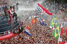 Formel 1 - Monza geh�rt zur Formel 1: Monza-Aus? Fahrer laufen Sturm