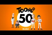Formel 1 - Video: McLaren Tooned 50: Making of