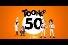 Formel 1 - Historie mal anders: McLaren Tooned 50: Alle Videos