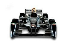 Formel E - Formel E präsentiert sich der Öffentlichkeit