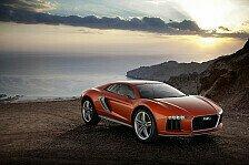 Auto - Dynamik in neuer Form: Audi nanuk quattro concept pr�sentiert