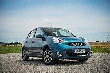 Auto - Bilder: Der neue Nissan Micra