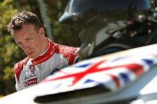 WRC - Das war perfekt f�r mich: Meeke gewinnt Qualifying-Etappe