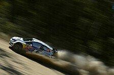 WRC - Bilderserie: Rallye Australien - Die Stimmen nach Tag 1