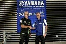 MotoGP - Vertrag um zwei Jahr verl�ngert: Tech 3 f�hrt weiterhin mit Yamaha