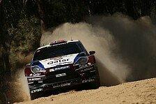 WRC - Einlenken nach Kritik: Australien: Veranstalter erh�hen Startabst�nde