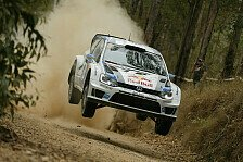 WRC - Vollgas durch die australische Wildnis: Video - Onboard mit Ogier in Australien