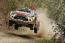 WRC - Respekt vor dem Kurs : Citroen-Piloten peilen ein Top-Ergebnis an