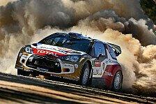 WRC - Staubige Angelegenheit: Video - Tag 2 in Australien aus Sicht von Citroen