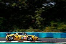 Le Mans Serien - Bertolini schnellster GT-Pilot: Budapest: Alpine zum Auftakt voran