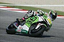 MotoGP - Zu rutschig, zu wenig Bodenhaftung: Bautista bem�ngelt geringen Grip