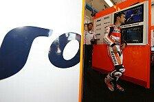 MotoGP - Kein Grip bei drei S�tzen Reifen: Pedrosa von Bridgestone ausgebremst?