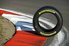 DTM - Reifen: Hankook stellt Gewichtsunterschiede fest