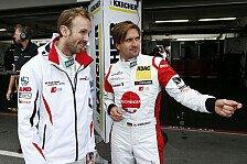 Blancpain GT Serien - Rast und Winkelhock vorne: Zweites Training: Strafe f�r Sandstr�m