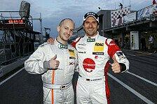 ADAC GT Masters - Frank Kechele stellt Ford GT auf Pole Position f�r Rennen am Samstag: Winkelhock: Pole f�r 100. ADAC GT Masters Rennen