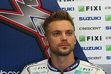 Superbike - Superbike statt MotoGP: Camier ersetzt Barrier in Aragon