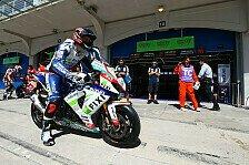Superbike - Freigabe in Jerez: Camier darf starten