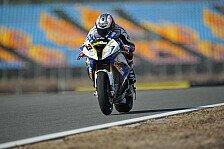 Superbike - Schwierigkeiten auf Qualifying-Reifen: M�hsamer Samstag f�r BMW