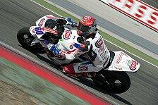 Bikes - Van der Mark und Zanetti: WSS - Pata Honda benennt Fahrerpaarung f�r 2014