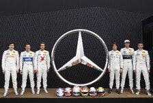 DTM - Vorschau-Stimmen: Mercedes