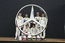 DTM - Viele Fragezeichen: Der Ausblick auf 2014: Mercedes