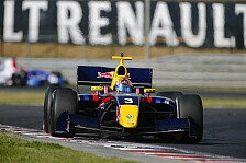 WS by Renault - Knoten des Red-Bull-Juniors geplatzt: Da Costa gelingt Befreiungsschlag