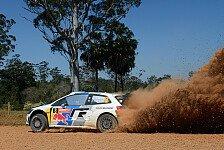 WRC - Keine Angriffsstimmung bei der Konkurrenz: Wie wird Ogier am Sonntag Weltmeister?