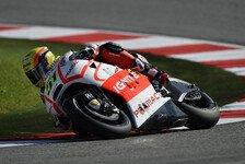Superbike - Tag eins auf der Panigale: Michele Pirro