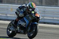 MotoGP - Nur ein Motorrad qualifiziert: Entt�uschung bei Ioda