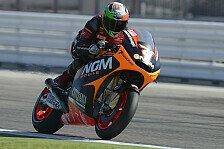 MotoGP - Halbe Sekunde auf Edwards verloren: Corti f�ngt sich Lebensmittelvergiftung ein