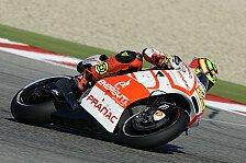 MotoGP - Hernandez strahlt nach ersten Ducati-Trainings: Iannone im Kampf mit dem GPS