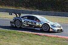 DTM - Bilderserie: Oschersleben - Mercedes-Stimmen nach dem Qualifying