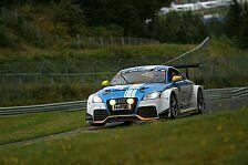 VLN - Klassensieg und Gesamtrang sechs: Starkes Deb�t des Audi TT von LMS Engineering