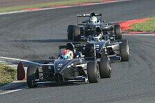 Formel BMW - Grand Final in Oschersleben: Hansson gewinnt erstes Rennen