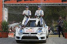 WRC - Freud und Leid: Video - Abschlusstag in Australien aus VWs Sicht