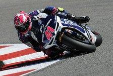 MotoGP - De Puniet kommt gerade in der Kurve nicht voran: Espargaro sieht Kurvenspeed als Vorteil