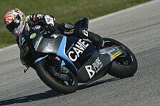 Moto2 - Caterham steigt ein
