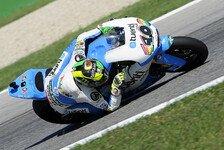 Moto2 - Redding fehlen nur f�nf Zehntelsekunden: Espargaro gibt die Pace am Sonntagmorgen vor