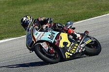 Moto2 - Redding am Arm operiert